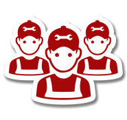 Severn Group Capable Workforce Icon