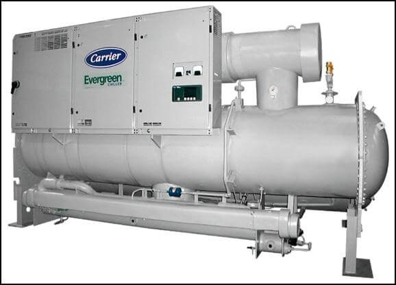 Water Cooled Commercial Chiller