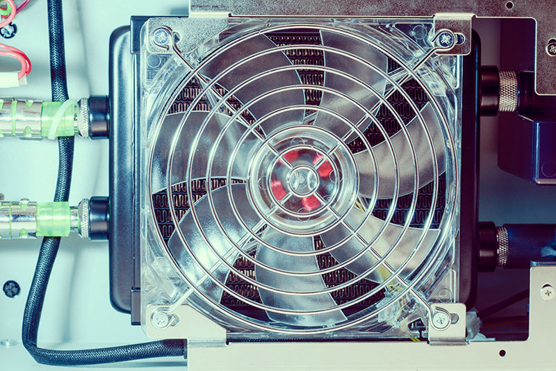The Benefits of VRF Cooling Systems