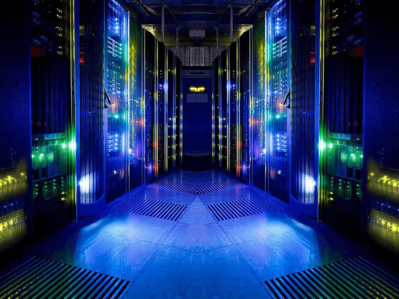 Proper temperature for a data center