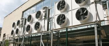 Efficient HVAC design air conditioning