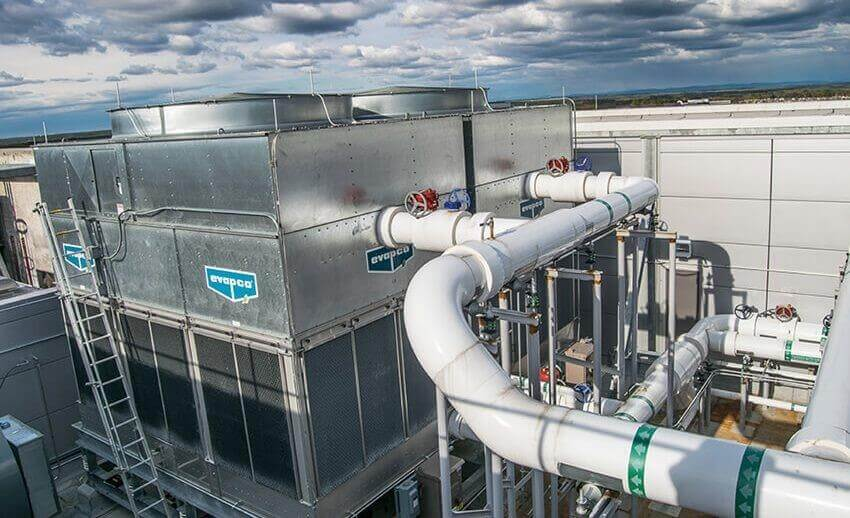 Commercial Cooling Tower - Evapco