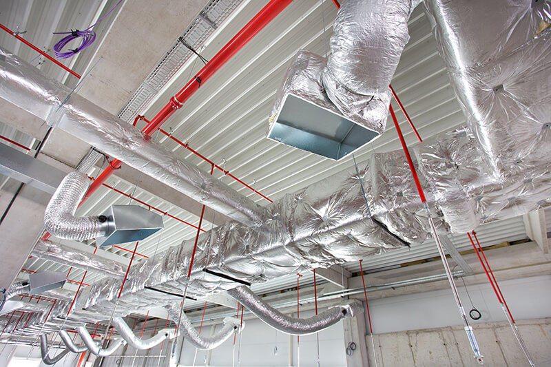 Air Conditioning Systems For New Construction The Severn