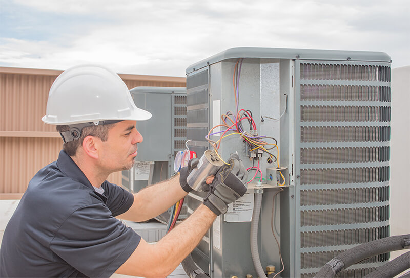 commercial HVAC problems feature