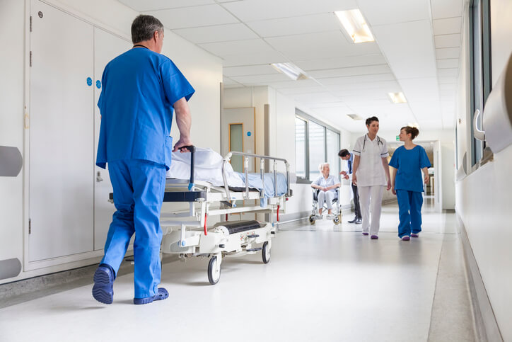 ventilation in health care facilities feature